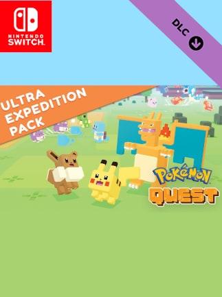 Pokémon Quest Ultra Exp. Pack (DLC) - Nintendo Switch - Key EUROPE