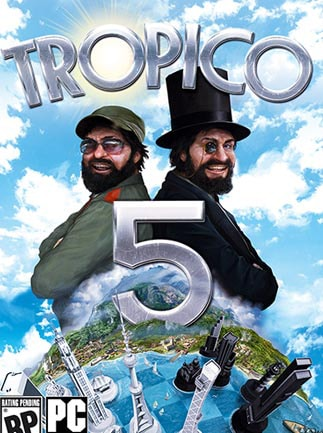 Tropico 5 Steam Key GLOBAL - box