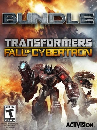 Transformers: Fall of Cybertron Bundle Steam Gift GLOBAL - G2A COM