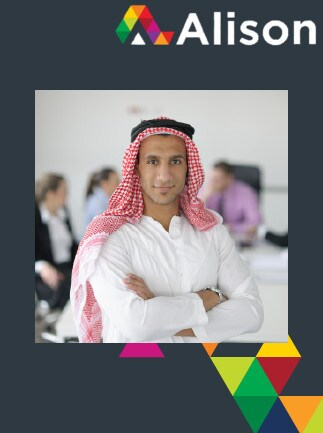 Leadership Skills in Business - Arabic Version Alison Course GLOBAL - Digital Certificate - Box