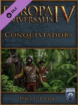Europa Universalis IV: Conquistadors Unit Pack Steam Key GLOBAL