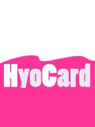 HyoCard 100 Credit Key GLOBAL