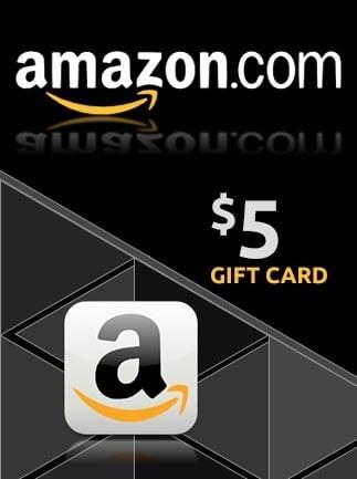 Amazon Gift Card NORTH AMERICA 5 USD Amazon - screenshot - 2