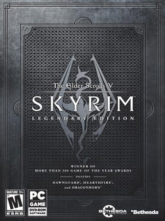 The Elder Scrolls V: Skyrim - Legendary Edition Steam Key GLOBAL - cutie