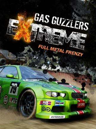 Gas Guzzlers Extreme - Full Metal Frenzy Steam Key GLOBAL