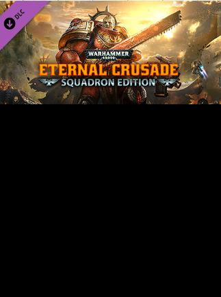 Warhammer 40,000: Eternal Crusade Full Game - Squadron Edition Steam Key GLOBAL