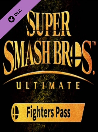 SUPER SMASH BROS. ULTIMATE Fighters Pass Nintendo Switch Nintendo Key EUROPE
