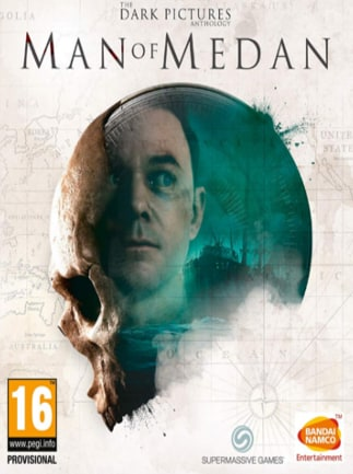 The Dark Pictures Anthology - Man of Medan Steam Key GLOBAL