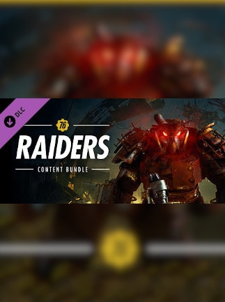 Fallout 76: Raiders Content Bundle (PC) - Steam Gift - GLOBAL