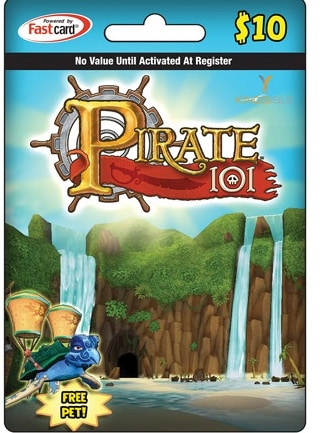 Pirate 101 Gift Card 20 USD Code - G2A COM