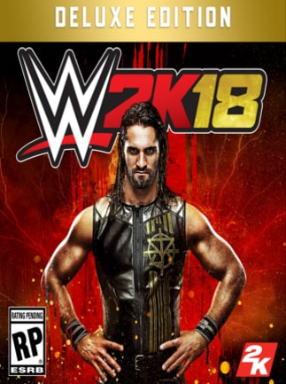 WWE 2K18 Digital Deluxe Edition PSN Key PS4 NORTH AMERICA