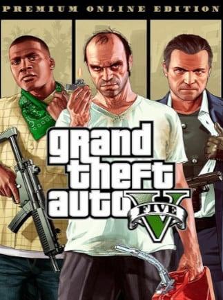 Grand Theft Auto V: Premium Online Edition (PC) - Rockstar Key - GLOBAL