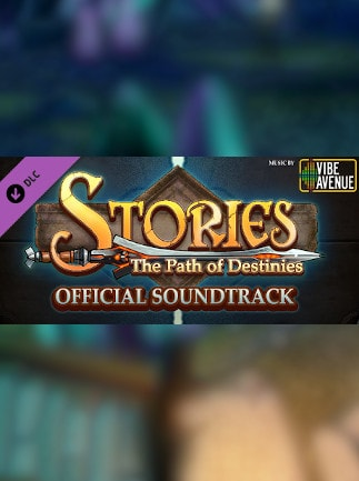 Stories: The Path Of Destinies Original Soundtrack Steam Key GLOBAL