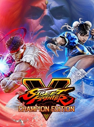 Street Fighter V | Champions Edition (PC) - Steam Key - GLOBAL