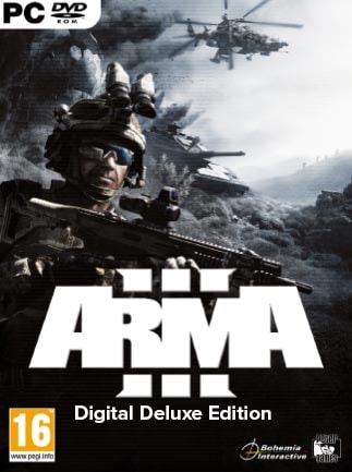 Arma 3 - Digital Deluxe Edition Steam Key GLOBAL