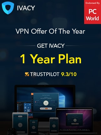 IVACY VPN 1 Year GLOBAL - box