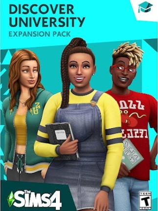 The Sims 4 Discover University (PC) - Origin Key - GLOBAL