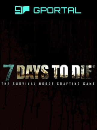 7 Days to Die Gameserver GLOBAL 30 Days 10 Slots - box