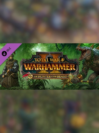 Total War: WARHAMMER II - The Hunter & The Beast Steam Key GLOBAL