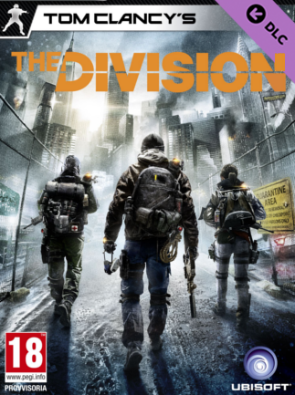 Tom Clancy's The Division Season Pass Key PSN PS4 EUROPE