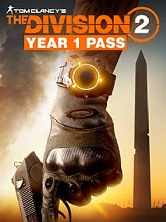 Tom Clancy's The Division 2 - Year 1 Pass - Xbox One - Key EUROPE