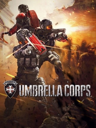 Umbrella Corps Deluxe Edition Steam Key GLOBAL