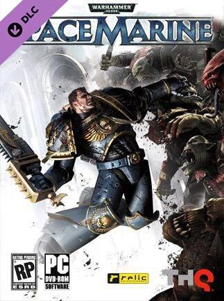 Warhammer 40,000: Space Marine - Power Sword Steam Key GLOBAL