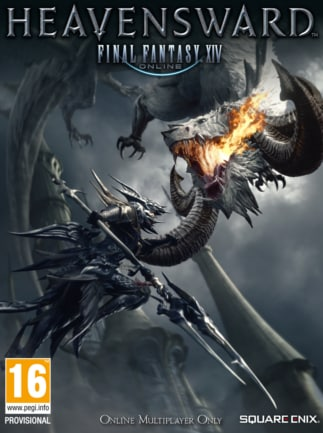 Final Fantasy XIV: Heavensward Final Fantasy Code EUROPE - G2A COM