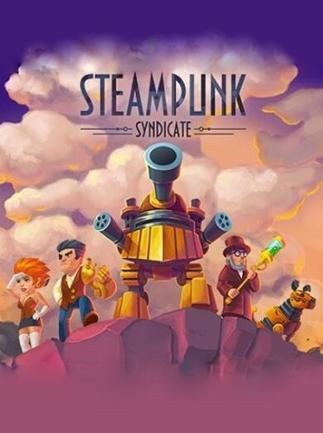 Steampunk Syndicate Steam Key GLOBAL
