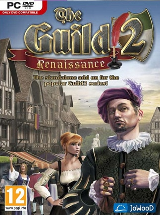 The Guild II Renaissance Key Steam GLOBAL - box