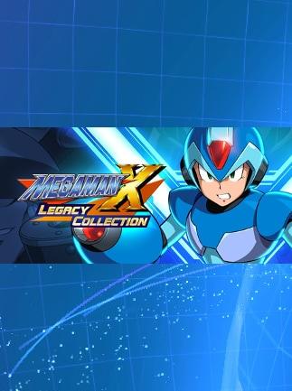 Mega Man X Legacy Collection / ロックマンX アニバーサリー コレクション Steam Key GLOBAL -  G2A COM