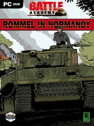 Battle Academy - Rommel in Normandy Steam Key GLOBAL