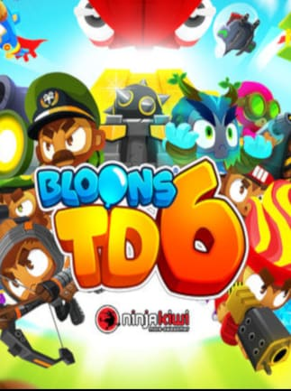 Bloons TD 6 Steam Gift GLOBAL - G2A COM