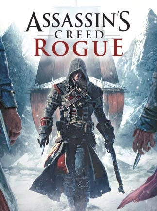 Assassin's Creed Rogue Uplay Key GLOBAL - box