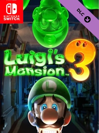 Luigi's Mansion 3 Multiplayer Pack (DLC) - Nintendo Switch - Key EUROPE