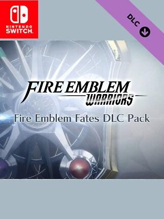Fire Emblem Warriors - Fire Emblem Fates DLC Pack Nintendo Switch - Nintendo Key - EUROPE