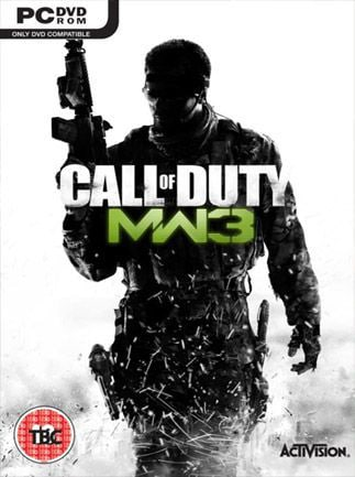 Call of Duty: Modern Warfare 3 Steam Key GLOBAL - box