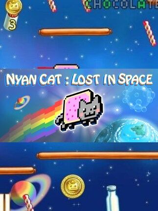 Nyan Cat: Lost In Space Steam Key GLOBAL