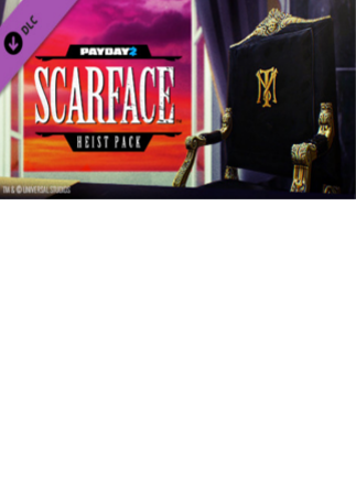 PAYDAY 2: Scarface Heist Gift Steam GLOBAL