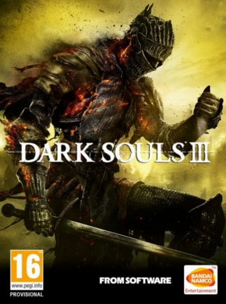Dark Souls III Steam Key GLOBAL - box