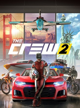 The Crew 2 (PC) Preorder - Buy Uplay Game CD-Key