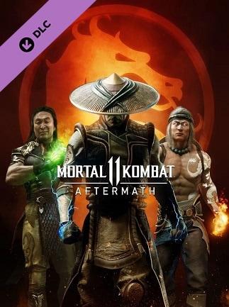 Mortal Kombat 11: Aftermath (PC) - Steam Gift - NORTH AMERICA
