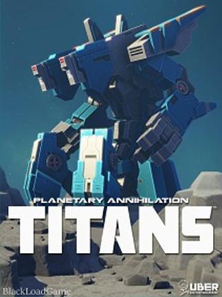 Planetary Annihilation: TITANS Steam Key GLOBAL - box