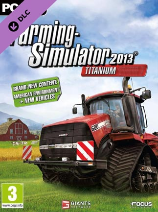 Farming Simulator 2013: Titanium GLOBAL