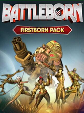 Battleborn Firstborn Pack Steam Key GLOBAL