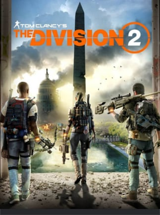 Tom Clancy's The Division 2 Uplay Key EUROPE - box