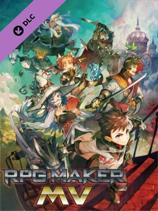 RPG Maker MV - GENE Steam Key GLOBAL - G2A COM