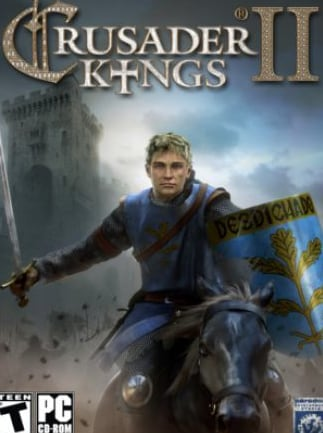 Crusader Kings II Steam Key GLOBAL - box