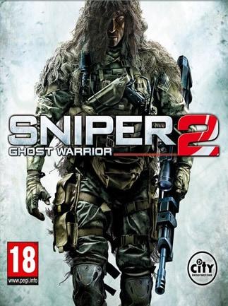 Sniper: Ghost Warrior 2 Steam Key GLOBAL - box