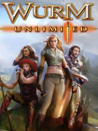 Wurm Unlimited Steam Key GLOBAL - box